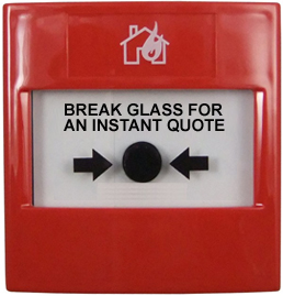 Break Glass for an Instant Quote